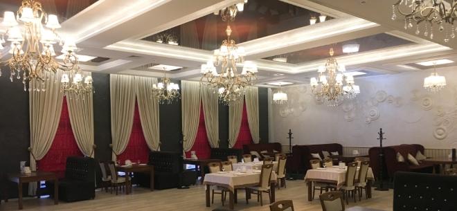 Ресторан Sanjak, 7