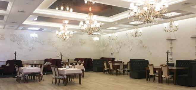 Ресторан Sanjak, 8