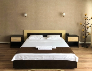 Комфорт по доступной цене! Проживание на 1, 3 и 5 суток в гостинице «Азамат» в г. Астана со скидкой до 55%!