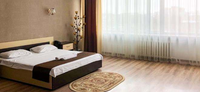 Гостиница «Азамат», г. Нур-Султан, 2