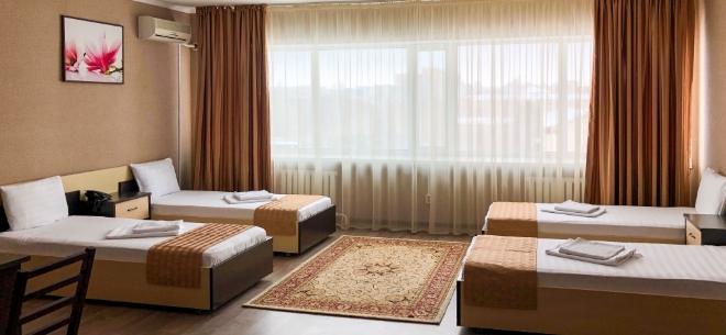 Гостиница «Азамат», г. Нур-Султан, 6