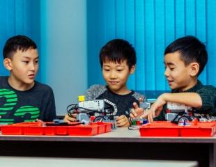 Мечты сбываются! Занятие робототехникой для детей c 7-ми лет от компании «Мастерская знаний Brainy» со скидкой до 76%!