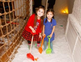Посещение соляной пещеры «Какаду» для взрослых и детей со скидкой до 50%!