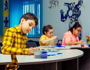 Нет предела совершенству! Курсы программирования, английского языка, казахского языка, а так же рисунка и живописи от компании «Мастерская знаний Brainy» со скидкой до 81%!