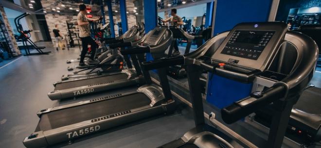 Тренажерный зал Motivator, 2