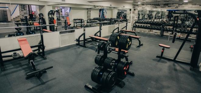 Тренажерный зал Motivator, 3