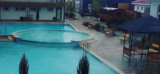 ULAN Hot Spring Resort, 2