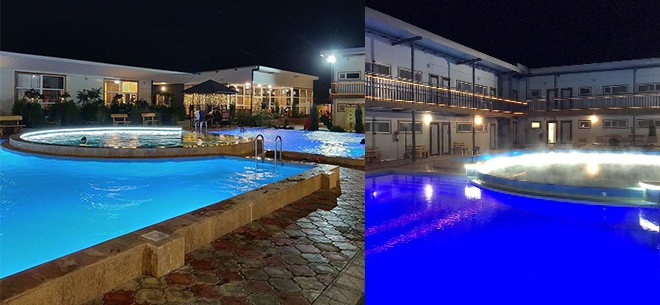 ULAN Hot Spring Resort, 3