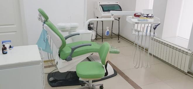 Стоматологическая клиника «Алтын Сат», 2