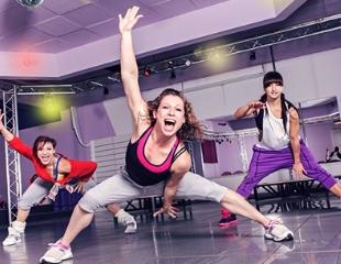Ваш ритм движений! Групповые занятия Fitness Dance mix с элементами фитнеса, аэробики, танцев, силовых упражнений и др. в тренажерном зале Asyltas fitness со скидкой до 56%!