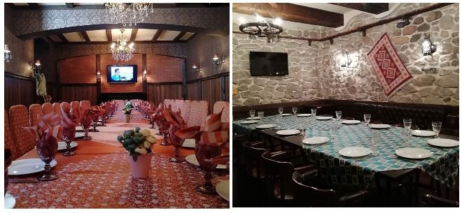 Ресторан Georgian House, 7