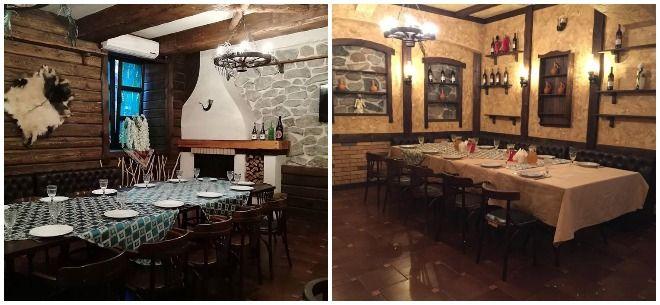 Ресторан Georgian House, 8