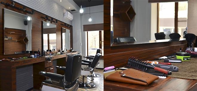 Barbershop Versal, 5