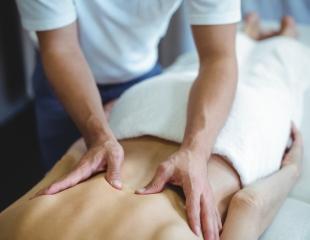 Доверьте свое тело профессионалам! Различные виды массажа для взрослых и детей со скидкой до 57% в тренажерном зале MOTIVATOR!