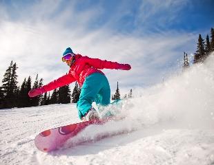 Время незабываемых впечатлений! Дневные катания со скидкой до 72% на горнолыжном курорте «Ак-Булак»!