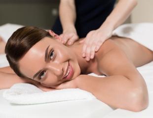 Различные виды массажа для женщин и детей с 8 месяцев от мастера Дины в салоне красоты «Айжан» со скидкой до 56%!