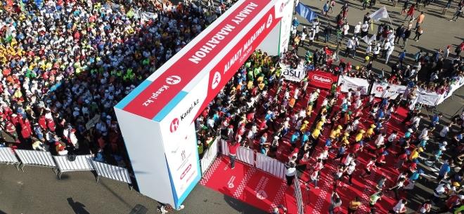 Алматы марафон, 2