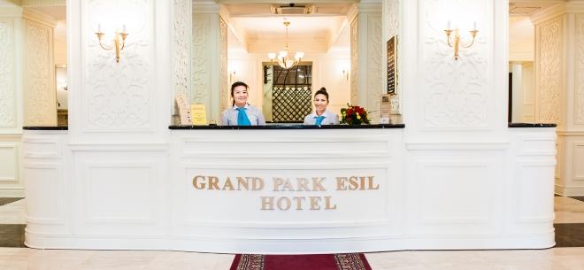 Grand Park Esil, 9