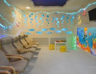 Здоровье всей семьи! Посещение соляной пещеры «Солти» для взрослых, детей и пенсионеров со скидкой до 53%!