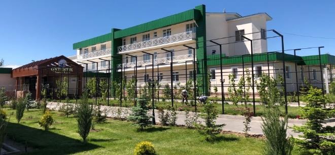 Санаторий Ontustik Thermal Resort, 1
