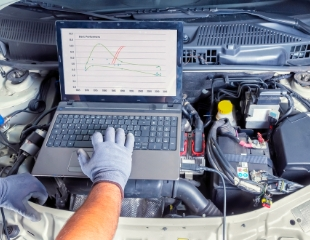 Компьютерная диагностика, диагностика ходовой части и двигателя автомобиля в СТО WERKSTATT со скидкой до 75%!