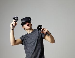 Настоящие эмоции! VR-аттракцион виртуальной реальности в ТРЦ Nauryz Park со скидкой 50%!