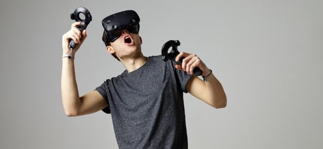 VR-аттракцион в ТРЦ Nauryz Park, 1