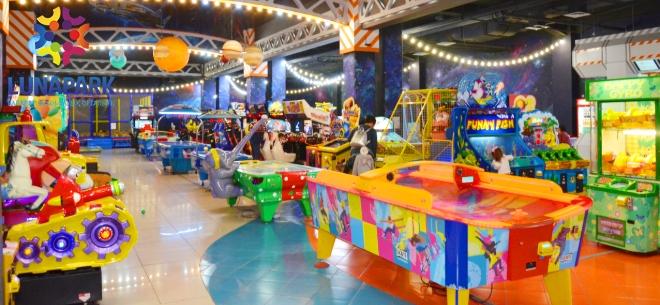 Lunapark в ТРЦ Asia Park, 8