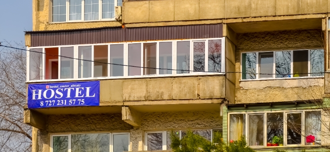 Hostel_center_almaty на Абылай хана, 10