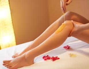 Профессиональная гладкость! Шугаринг различных зон от врача-косметолога Маншук в салоне красоты «Адель» со скидкой до 75%!