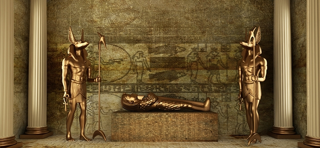 Квест «Гробница Фараона», 2