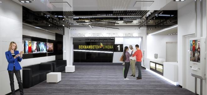Bekmambetov Cinema, 3