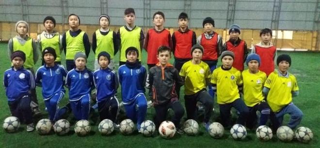 Футбольная школа Sparta, 2