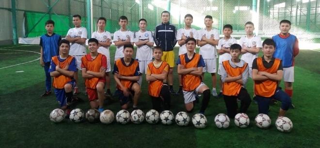 Футбольная школа Sparta, 3