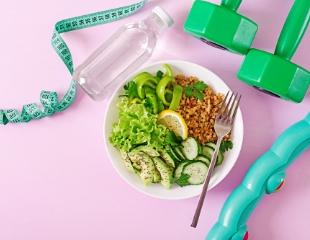 Красивая фигура без усилий и вреда! Здоровая еда от «Кухня» — сервиса доставки правильного питания! Скидка 10% + подарок!