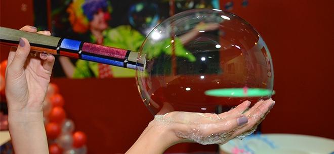 Игровая комната BubbleCity, 8