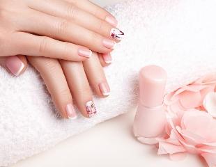 В новом цвете! Маникюр и педикюр для женщин от мастера Айданы в салоне красоты Balzhan Shabanova со скидкой до 63%!