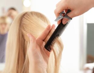 Твой весенний образ! Стрижки, прически, ламинирование и восстановление волос, а также создание вечернего образа в студии красоты «Адель» со скидкой до 75%!