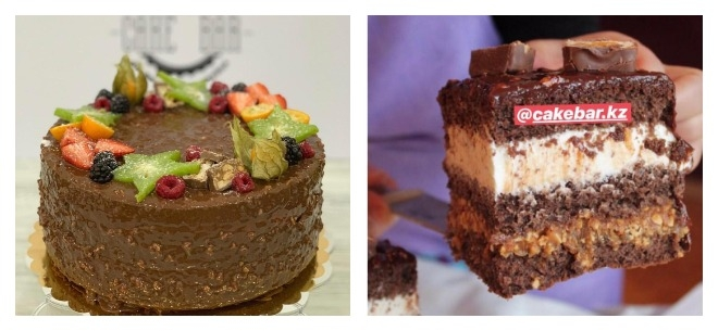 Cake Bar, 3
