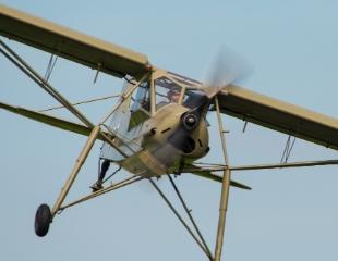 Незабываемый подарок! Полеты на самолете-бомбардировщике с пилотом-инструктором Дмитрием со скидкой до 50%!