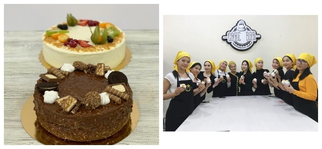 Студия Cake Bar, 4