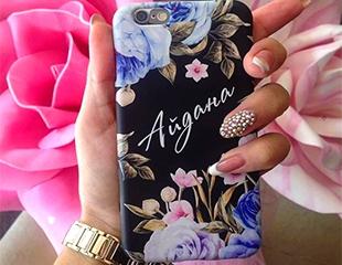 Встречай весну в новом цвете! Скидка до 35% на печать 1, 2, 3 чехлов на любой вид телефона от Yugcase!