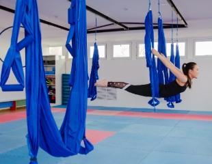 Раскройте красоту и грацию Вашего тела! Шпагат за 36 часов, здоровая спина, strip + stretching со скидкой до 60% от Школы шпагата Анны Частухиной на ул. Нуртазиной!