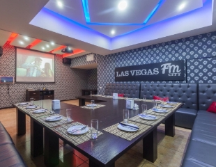 Выбери свой стиль веселья — Париж, Лондон, Сеул, Лас-Вегас! Аренда тематических кабинок в караоке клубе FM City со скидкой до 85%!