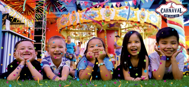 Парк активного отдыха Carnaval, 10