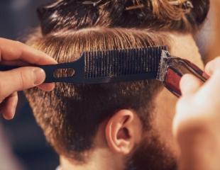 Красота в мужском стиле! Моделирование бороды, мужские, детские стрижки и другие услуги от барбера Газиза в салоне красоты BLISS BEAUTY со скидкой 50%!