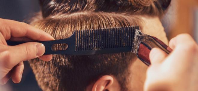 Моделирование бороды, мужские, детские стрижки и другие услуги от барбера Газиза, 1