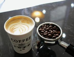 Начните утро правильно! Ароматная кружка латте, капучино, американо или эспрессо со скидкой 100% от Broadway Coffee!