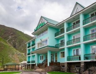 Свежий воздух, сауна с бассейном, шикарный вид на горы и многое другое! Проживание на двоих в номере «Стандарт» со скидкой 50% в гостиничном комплексе «Казачка» Алма-Арасан!