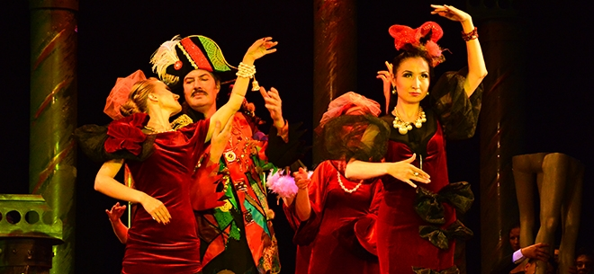 Областной театр оперы и балета, 9